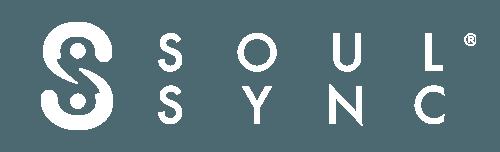 Soul Sync Logo White